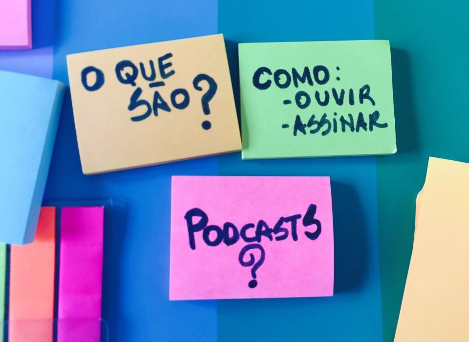 O que são e como assinar podcasts