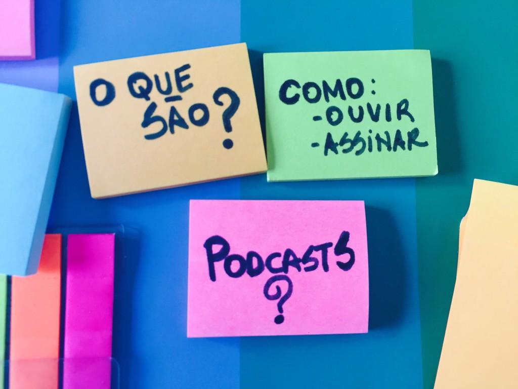 O que são, como ouvir e assinar podcasts