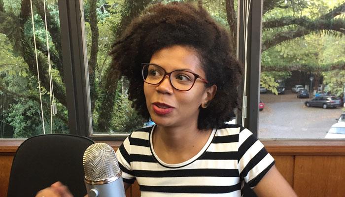 Gabi Oliveira: criatividade, empoderamento negro e autoconhecimento