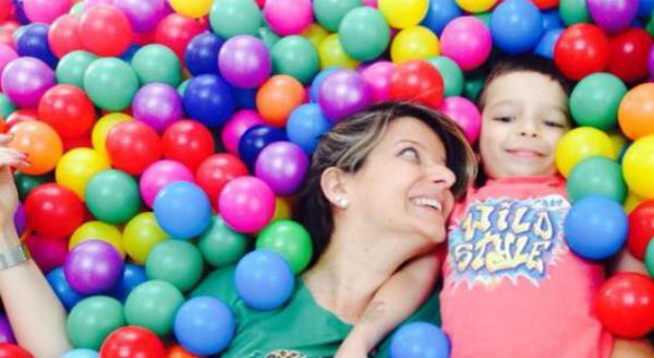 Lu Cattony: Real Maternidade, com mais leveza e menos cobranças e julgamentos